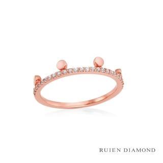 【RUIEN DIAMOND】韓星 金智媛代言款(14K戒指 LR131)