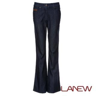 【La new outlet】冰涼感 雙彈牛仔長褲(女70771097)