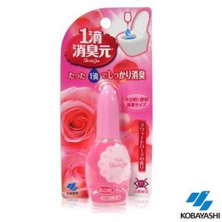 【小林製藥】馬桶一滴消臭液(玫瑰香20ml)