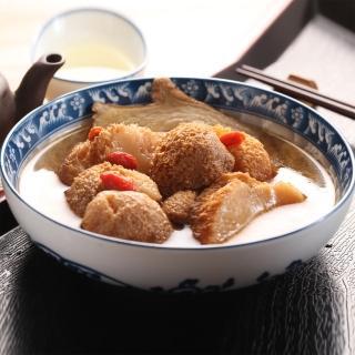 養生極品麻油猴頭菇/