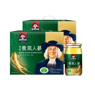【桂格】養氣人蔘滋補液禮盒x2盒(30入/盒)