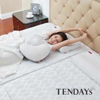 【TENDAYS】穿梭涼感萬用墊5尺標準雙人(可水洗薄墊)