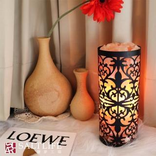 【鹽夢工場】萬花筒(創意造型鹽燈)