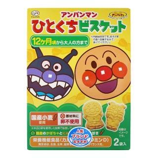 【不二家】麵包超人蔬果餅72g