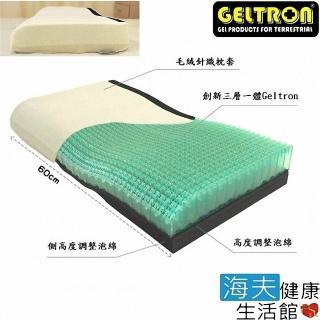 【海夫健康生活館】日本原裝 Geltron 凝膠枕頭 安眠舒壓枕(Myz Care)