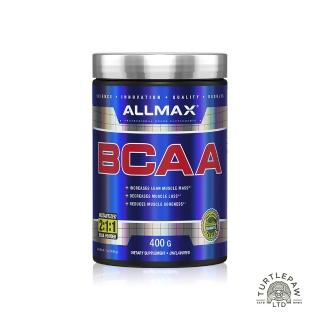 【加拿大ALLMAX】奧美仕BCAA支鏈胺基酸粉末1瓶(400公克)