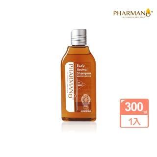 【PHARMANO髮蔓濃】氧髮活齡素洗髮精(平衡油脂分泌強健髮根)