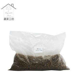 【蔬菜工坊】赤玉土1公斤分裝包-中粒(日本原裝進口)