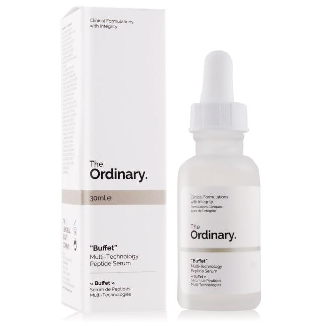 【The Ordinary】Buffet 多功能胜精華液(30ml)