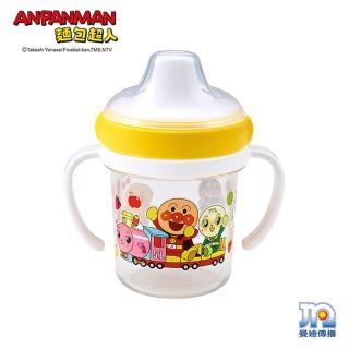 【ANPANMAN 麵包超人】AN麵包超人日製鴨嘴型訓練水杯