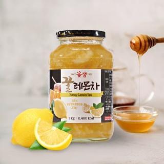 【韓味不二】蜂蜜檸檬茶(果醬1kg)