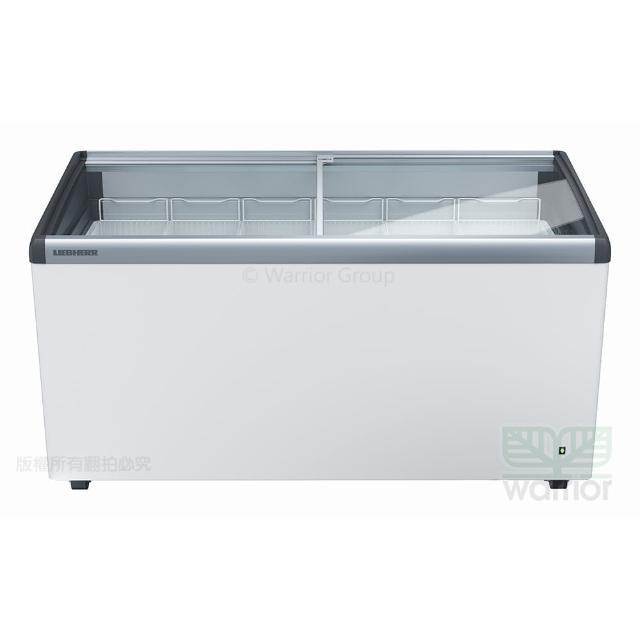 【LIEBHERR 利勃】德國利勃LIEBHERR 5尺6 弧型玻璃推拉冷凍櫃 EFI-4803(弧型玻璃推拉冷凍櫃)