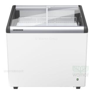 利勃 LIEBHERR 199L弧型玻璃推拉冷凍櫃 EFI-2053 (LED燈
