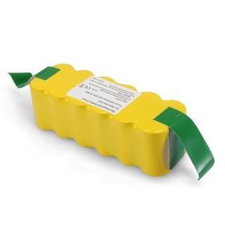 【Kamera 佳美能】For iRobot Roomba 500/600/700/800系列充電電池 3000mAh