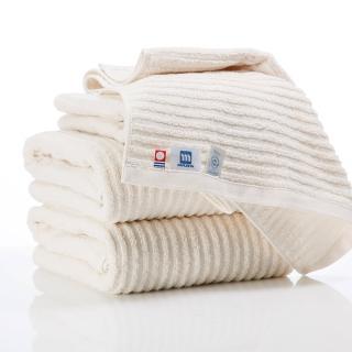 【Marushin 丸真】日本製純棉今治認證純淨無染毛巾