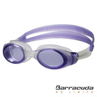【Barracuda 巴洛酷達】SUBMERGE JR#12955 青少年抗UV防霧泳鏡(抗UV防霧7-15歲青少年泳鏡)