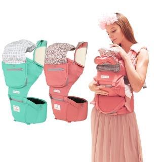 【YoDa】嬰兒成長型/座椅式揹帶(共四色)