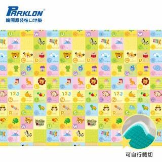 【PARKLON】2019新品韓國帕龍無毒地墊(歡樂叢林123)