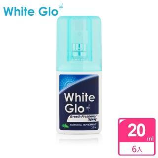 【澳洲White Glo】口腔清新噴霧(20mlX6入)