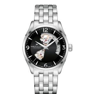 【HAMILTON 漢米爾頓】JAZZMASTER爵士系列自動腕錶(32705131)