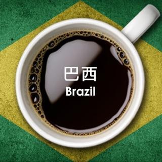 【okogreen 生態綠】公平貿易單品咖啡豆/巴西/中深烘焙(250g/包)