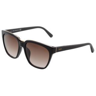 【TOD'S】時尚百搭方框 太陽眼鏡(黑色)