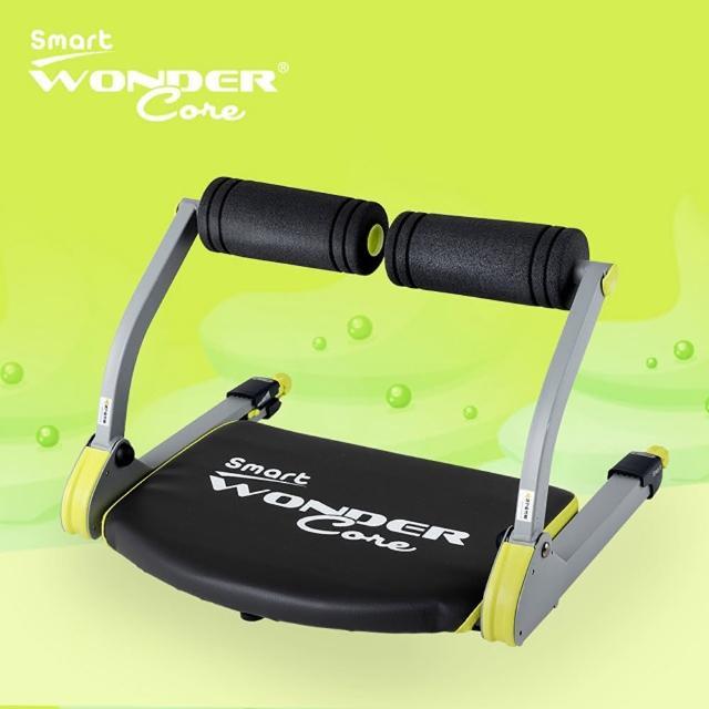 【Wonder Core Smart】全能輕巧健身機