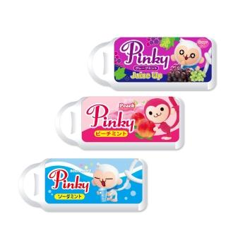 【Pinky】薄荷口含錠/口味任選(水蜜桃、葡萄、蘇打)