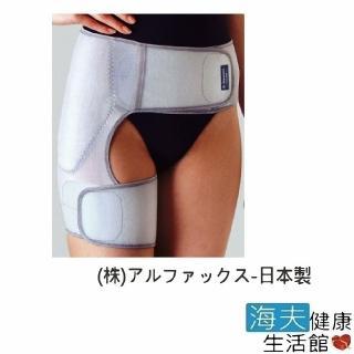 【海夫健康生活館】日華 腳護套 髖關節護具 肢體護具 ALPHAX 日本製