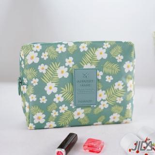 【JIDA】超質感280T加厚防水輕盈化妝包/收納包