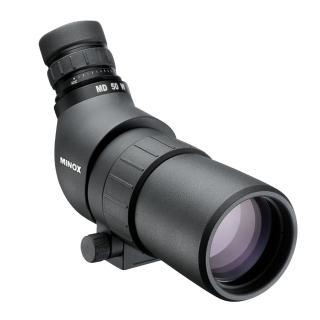 【德國MINOX】MD50W防水變倍單筒賞鳥鏡-含16-30X目鏡(台灣總代理公司貨保固)