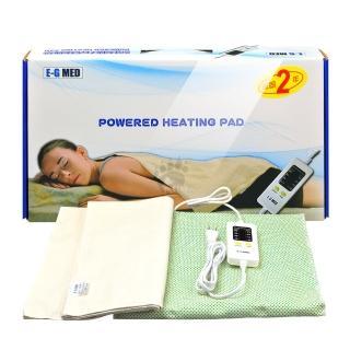 【醫技】動力式熱敷墊-濕熱電熱毯  14x27吋 背部/腰部適用(限時搭贈100元禮卷)