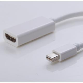 【LINDY 林帝】林帝 mini DisplayPort公 轉 HDMI母 轉換器 41014