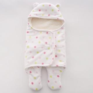 【JoyNa】保暖雙層羊羔絨嬰兒分腿式睡袋(共六款)