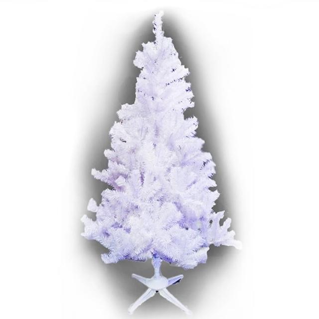 【摩達客】台灣製-8尺/8呎-240cm豪華型夢幻白色聖誕樹-裸樹(不含飾品/不含燈/本島免運費)/