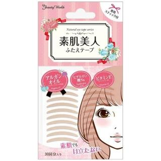 【LUCKY】素肌美人雙眼皮貼-30回入(ENT-401)