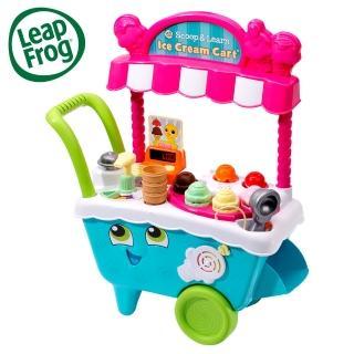 【LeapFrog】冰淇淋小老闆電子學習車