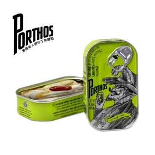 【PORTHOS】葡國老人牌-辣植物油沙丁魚(125g)