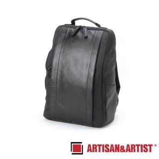 【ARTISAN & ARTIST】皮革雙肩相機背包(RR4-06C 黑)