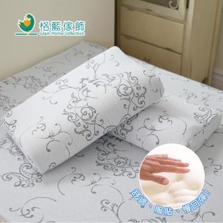【格藍傢飾】日本旭川舒眠模型記憶枕(2入)
