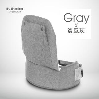 【Haenim】嬰兒揹巾腰帶(灰)