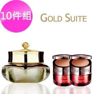 【GOLD SUITE】經典限定黃金珍珠膏(加贈雙效柔焦抗皺眼霜)