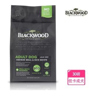 【BLACKWOOD 柏萊富】特調低卡保健配方-30磅(雞肉+糙米)