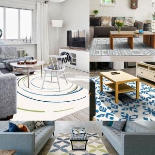 【范登伯格】卡西諾 現代流行進口地毯-共四款(135x190cm)
