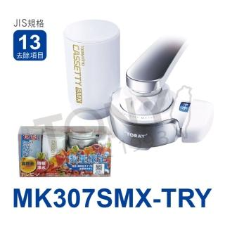 【TORAY 東麗】淨水器快速淨水組 MK307SMX-TRY(總代理貨品質保證)