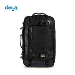 【deya】義式哥德商務多功能三用公事背包-降落傘布(後背/斜背/手提)