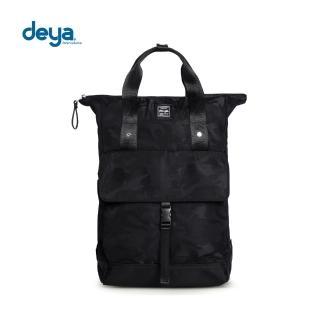 【deya】生活趣迷彩平口後背包