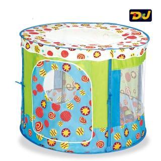 【DJ Toys】寶貝星球遊戲球屋(提帶款)