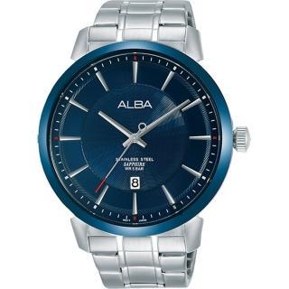 【ALBA】潮流任我行經典腕錶/藍寶石水晶鏡面(VJ42-X237B/AS9E91X1)