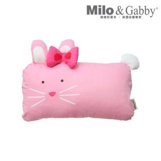 【Milo Gabby】動物好朋友-mini枕頭套(LOLA芭蕾舞兔兔)